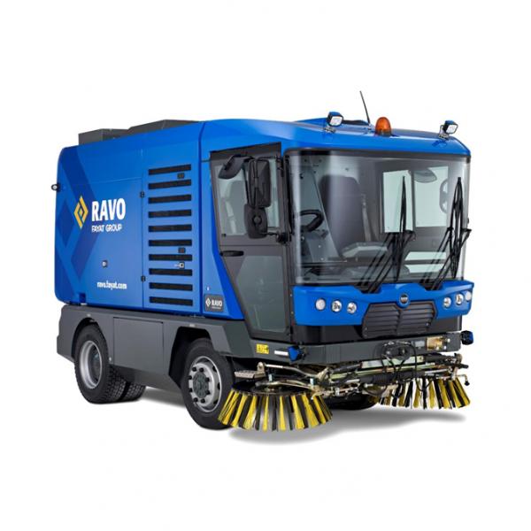 Maxi Compact veegmachine High Speed EURO6